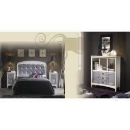Dormitorio Romantic 1