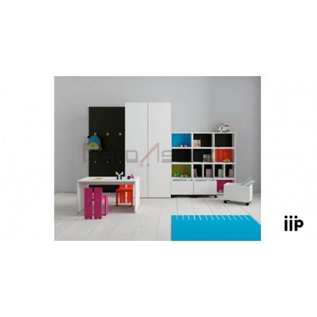 Composición Juvenil JJP 07 Colección PUKKA, Soluciones de Almacenaje