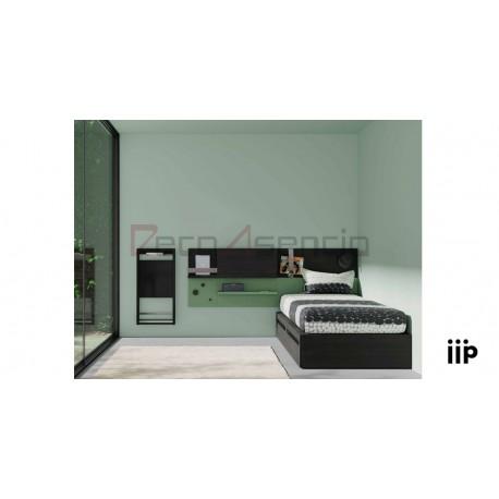 Composición Juvenil JJP 24 Colección FLAT, Sistema Flat