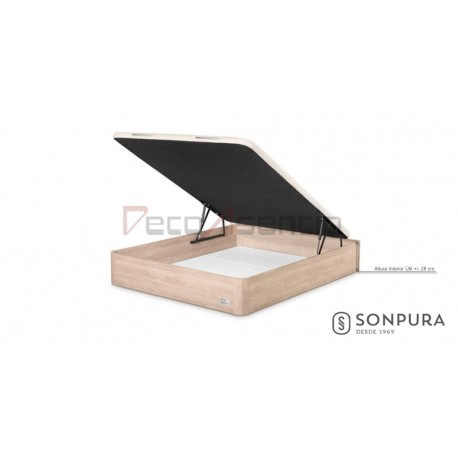 Canapé Madera Max Sonpura